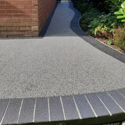 Haigh Paving in wigan resin driveway