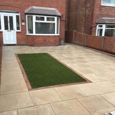 Haigh Paving in wigan
